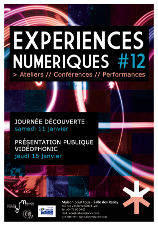 Visuel Exp Num 12