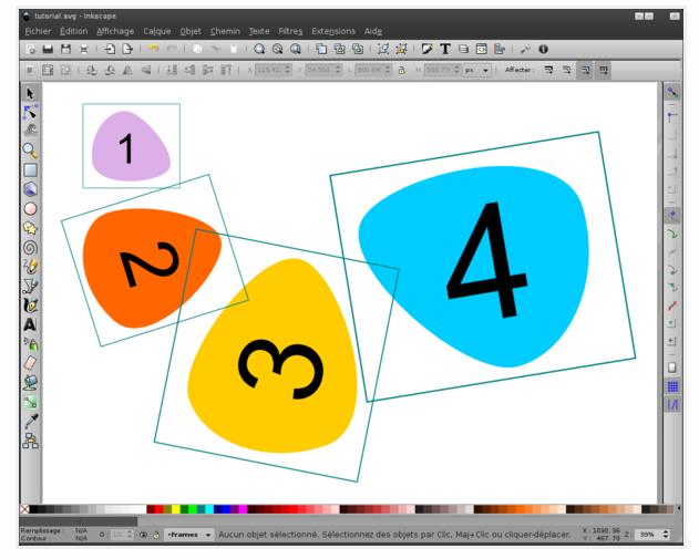 Draw.io+Sozi : Créer une infographie dynamique