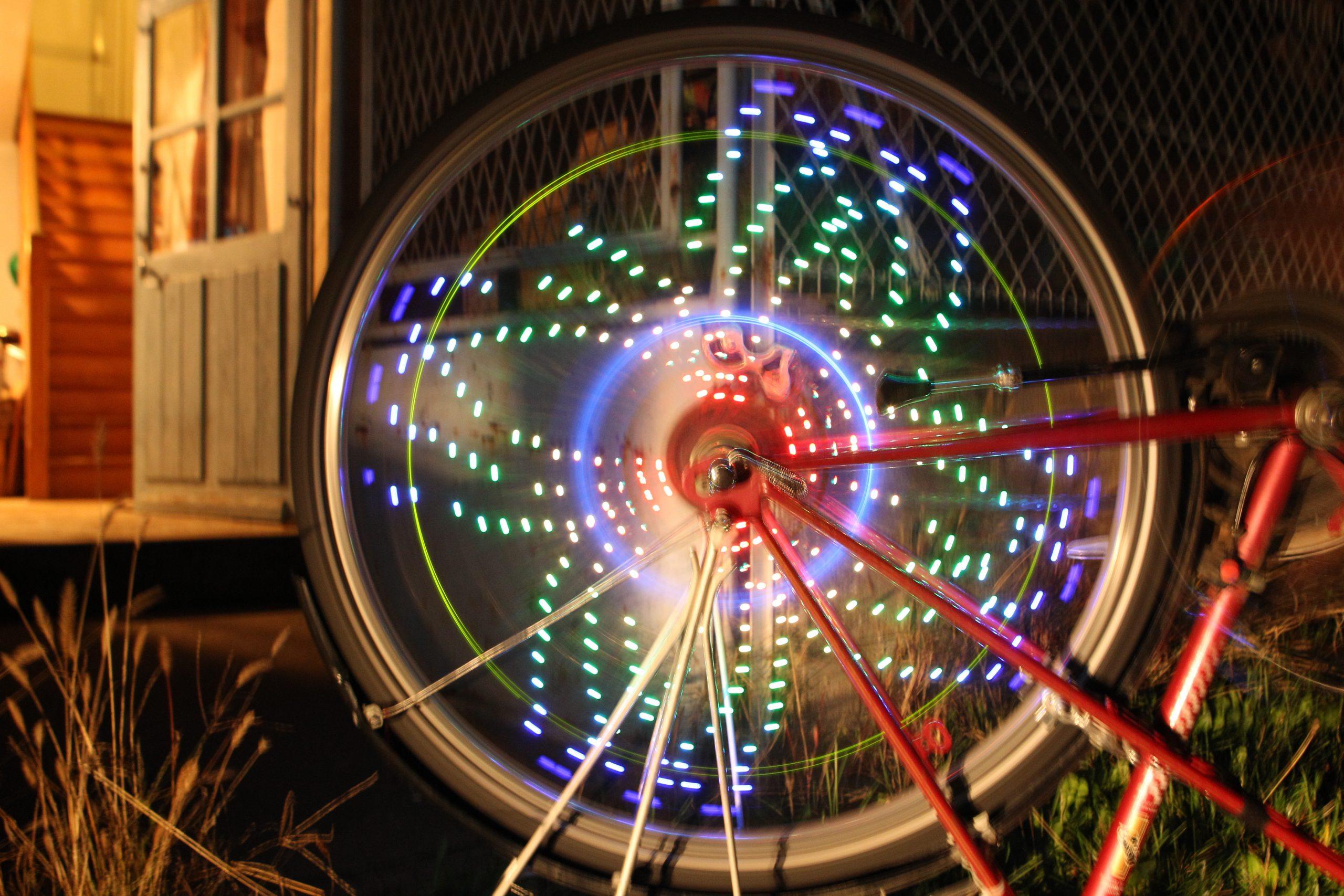 Réaliser des lumières interactives pour votre vélo