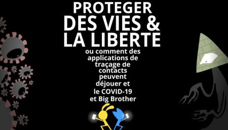 Application STOP COVID / Notre vie privée